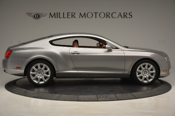 Used 2005 Bentley Continental GT GT Turbo for sale Sold at Alfa Romeo of Greenwich in Greenwich CT 06830 9