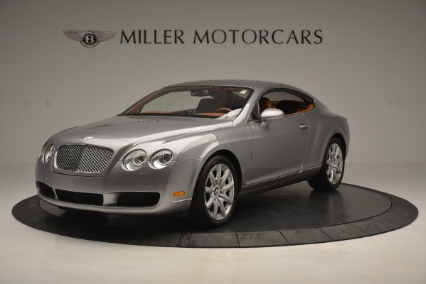 Used 2005 Bentley Continental GT GT Turbo for sale Sold at Alfa Romeo of Greenwich in Greenwich CT 06830 1