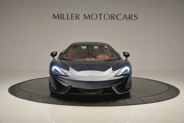 New 2019 McLaren 570S Spider Convertible for sale Sold at Alfa Romeo of Greenwich in Greenwich CT 06830 22