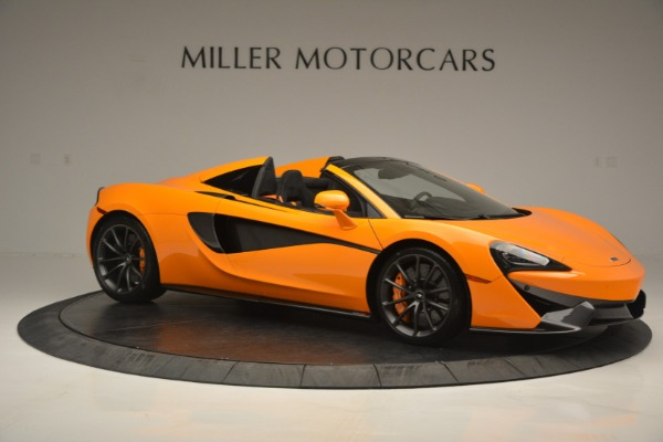 Used 2019 McLaren 570S Spider for sale $186,900 at Alfa Romeo of Greenwich in Greenwich CT 06830 10