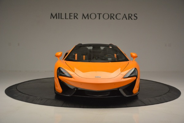 Used 2019 McLaren 570S Spider for sale $186,900 at Alfa Romeo of Greenwich in Greenwich CT 06830 12
