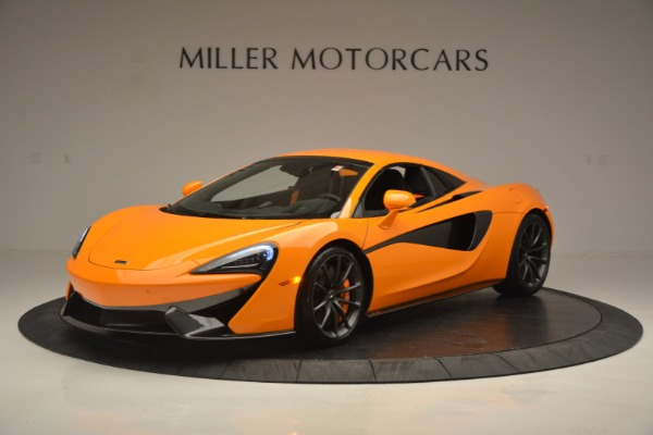 Used 2019 McLaren 570S SPIDER Convertible for sale $240,720 at Alfa Romeo of Greenwich in Greenwich CT 06830 15