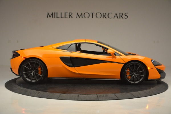 Used 2019 McLaren 570S Spider for sale $186,900 at Alfa Romeo of Greenwich in Greenwich CT 06830 20