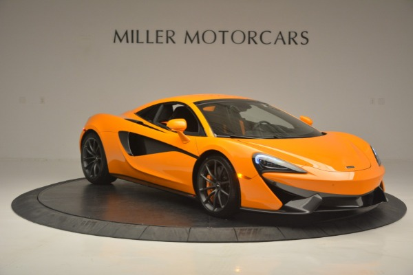 Used 2019 McLaren 570S Spider for sale $186,900 at Alfa Romeo of Greenwich in Greenwich CT 06830 21
