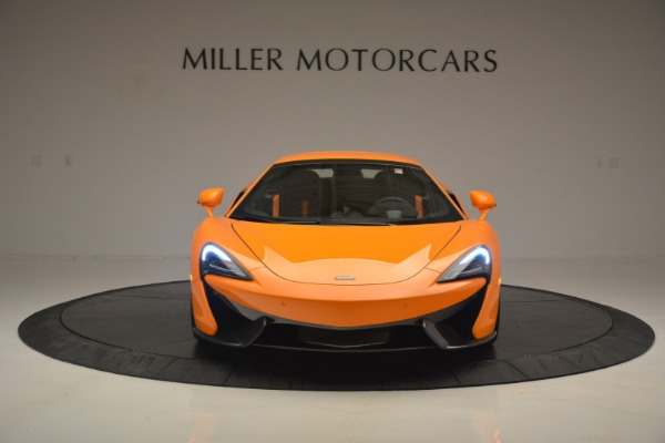 Used 2019 McLaren 570S Spider for sale $186,900 at Alfa Romeo of Greenwich in Greenwich CT 06830 22
