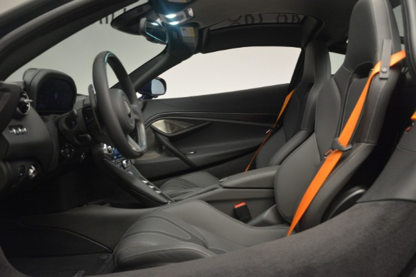 New 2019 McLaren 720S Coupe for sale Sold at Alfa Romeo of Greenwich in Greenwich CT 06830 19