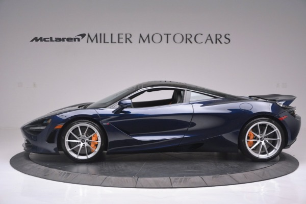 New 2019 McLaren 720S Coupe for sale Sold at Alfa Romeo of Greenwich in Greenwich CT 06830 3