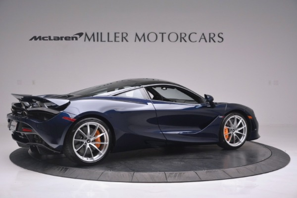 New 2019 McLaren 720S Coupe for sale Sold at Alfa Romeo of Greenwich in Greenwich CT 06830 8