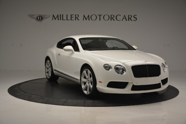 Used 2015 Bentley Continental GT V8 for sale Sold at Alfa Romeo of Greenwich in Greenwich CT 06830 11