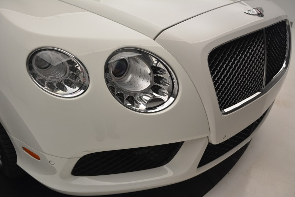 Used 2015 Bentley Continental GT V8 for sale Sold at Alfa Romeo of Greenwich in Greenwich CT 06830 14