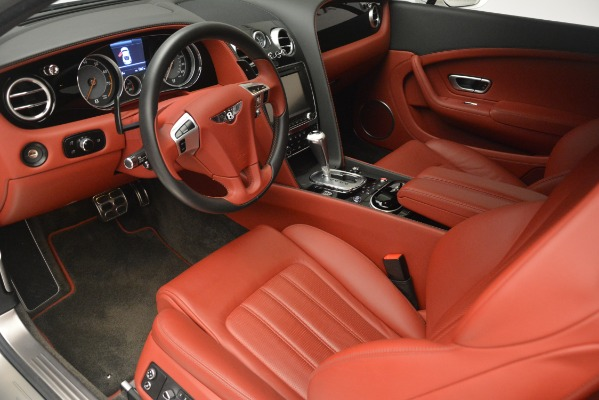 Used 2015 Bentley Continental GT V8 for sale Sold at Alfa Romeo of Greenwich in Greenwich CT 06830 17
