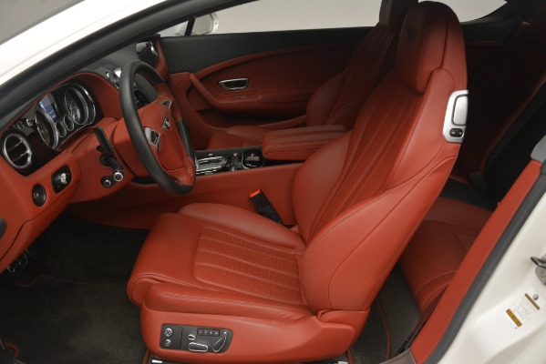 Used 2015 Bentley Continental GT V8 for sale Sold at Alfa Romeo of Greenwich in Greenwich CT 06830 18