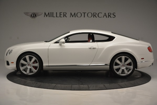 Used 2015 Bentley Continental GT V8 for sale Sold at Alfa Romeo of Greenwich in Greenwich CT 06830 3