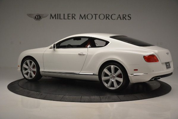Used 2015 Bentley Continental GT V8 for sale Sold at Alfa Romeo of Greenwich in Greenwich CT 06830 4