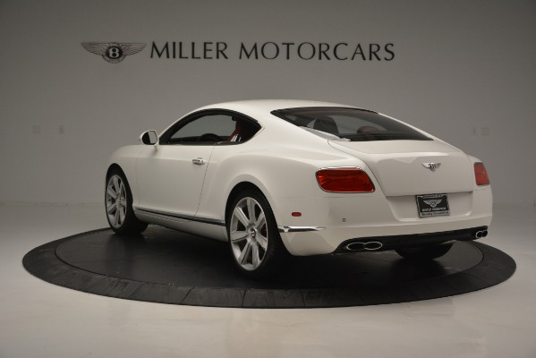 Used 2015 Bentley Continental GT V8 for sale Sold at Alfa Romeo of Greenwich in Greenwich CT 06830 5