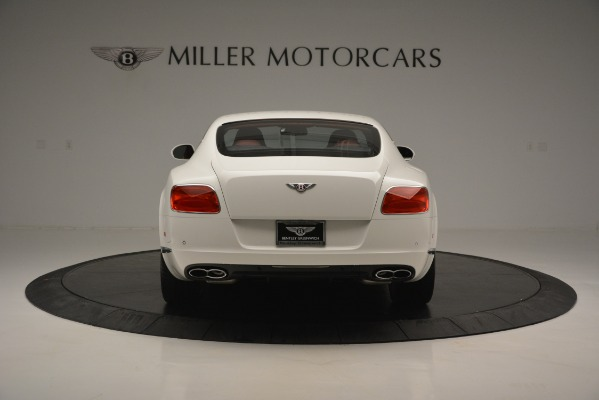 Used 2015 Bentley Continental GT V8 for sale Sold at Alfa Romeo of Greenwich in Greenwich CT 06830 6