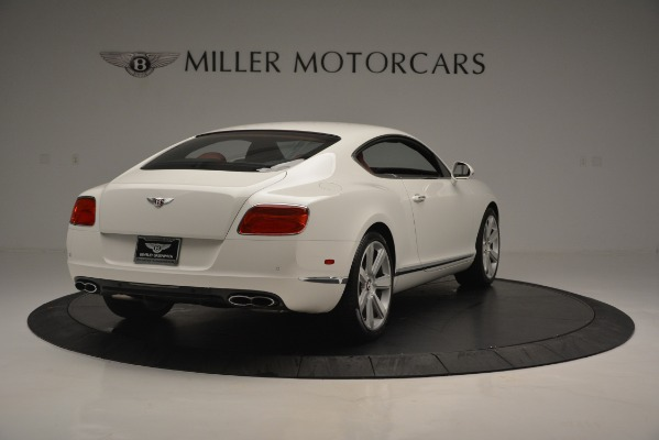 Used 2015 Bentley Continental GT V8 for sale Sold at Alfa Romeo of Greenwich in Greenwich CT 06830 7