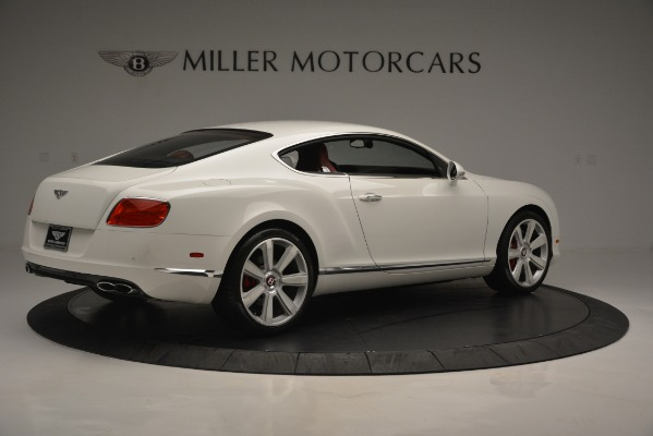 Used 2015 Bentley Continental GT V8 for sale Sold at Alfa Romeo of Greenwich in Greenwich CT 06830 8