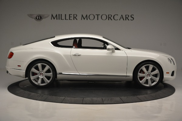 Used 2015 Bentley Continental GT V8 for sale Sold at Alfa Romeo of Greenwich in Greenwich CT 06830 9