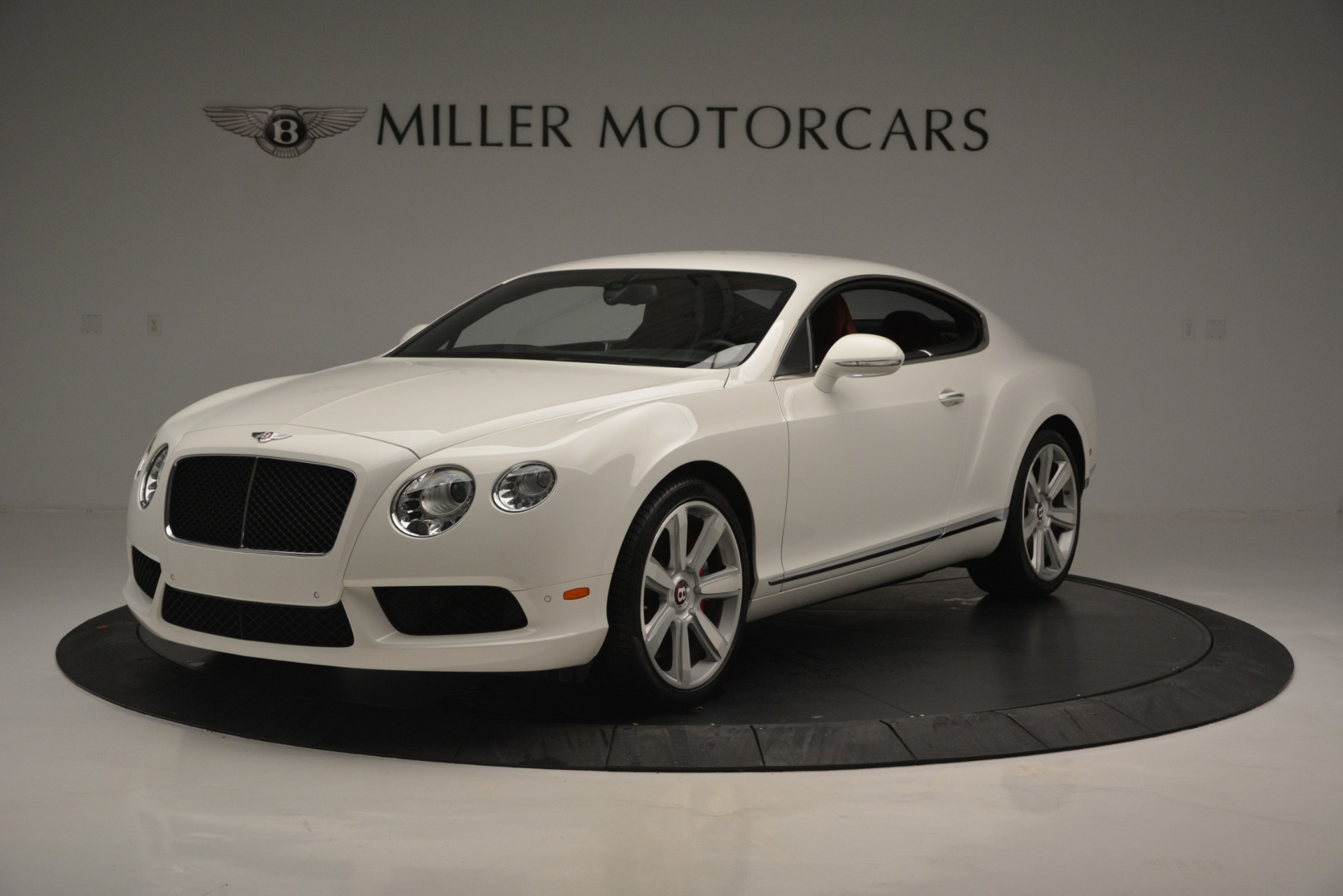 Used 2015 Bentley Continental GT V8 for sale Sold at Alfa Romeo of Greenwich in Greenwich CT 06830 1