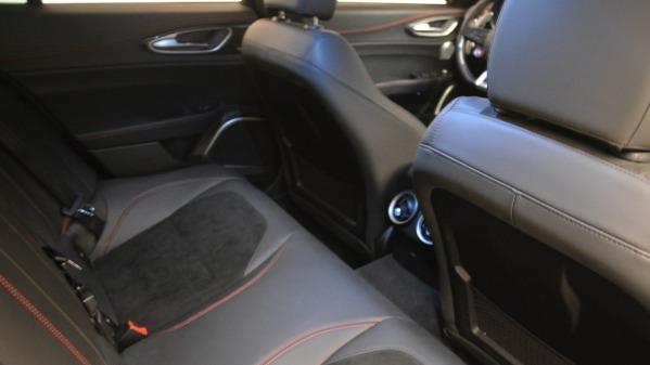 Used 2017 Alfa Romeo Giulia Quadrifoglio for sale Sold at Alfa Romeo of Greenwich in Greenwich CT 06830 24