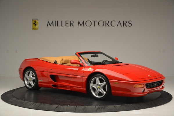 Used 1997 Ferrari 355 Spider 6-Speed Manual for sale Sold at Alfa Romeo of Greenwich in Greenwich CT 06830 10