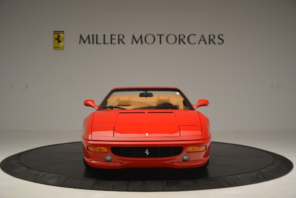 Used 1997 Ferrari 355 Spider 6-Speed Manual for sale Sold at Alfa Romeo of Greenwich in Greenwich CT 06830 12