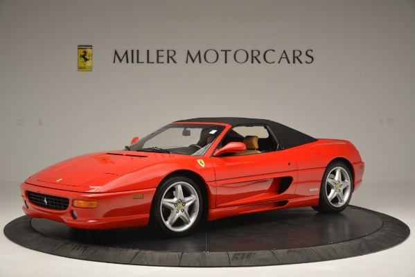 Used 1997 Ferrari 355 Spider 6-Speed Manual for sale Sold at Alfa Romeo of Greenwich in Greenwich CT 06830 14