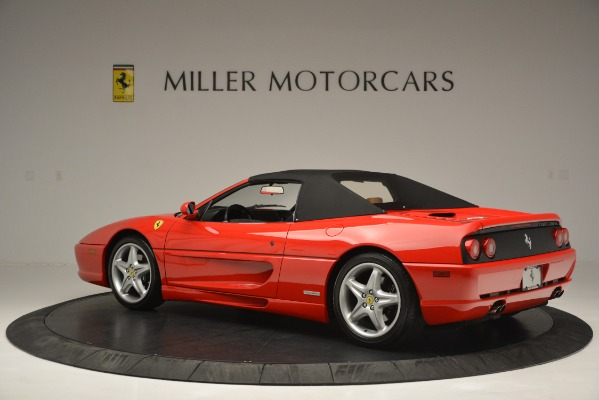 Used 1997 Ferrari 355 Spider 6-Speed Manual for sale Sold at Alfa Romeo of Greenwich in Greenwich CT 06830 16