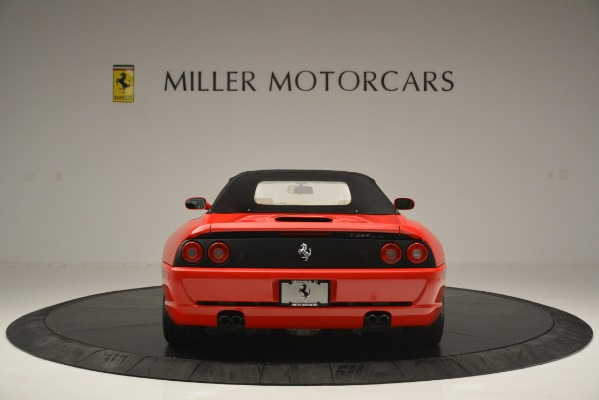 Used 1997 Ferrari 355 Spider 6-Speed Manual for sale Sold at Alfa Romeo of Greenwich in Greenwich CT 06830 18