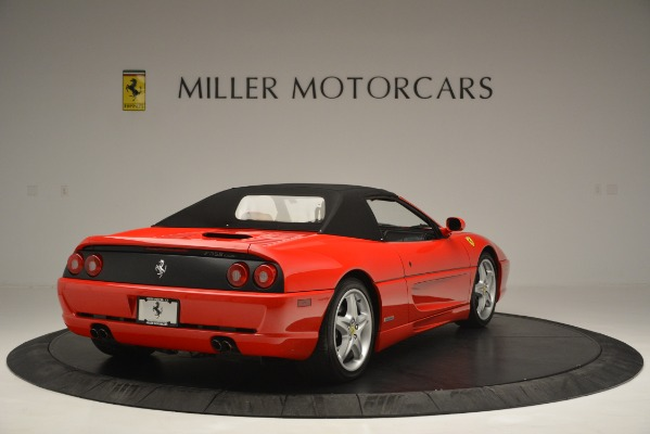 Used 1997 Ferrari 355 Spider 6-Speed Manual for sale Sold at Alfa Romeo of Greenwich in Greenwich CT 06830 19