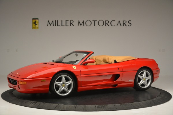 Used 1997 Ferrari 355 Spider 6-Speed Manual for sale Sold at Alfa Romeo of Greenwich in Greenwich CT 06830 2