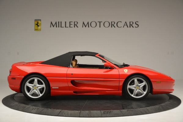 Used 1997 Ferrari 355 Spider 6-Speed Manual for sale Sold at Alfa Romeo of Greenwich in Greenwich CT 06830 21