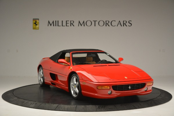 Used 1997 Ferrari 355 Spider 6-Speed Manual for sale Sold at Alfa Romeo of Greenwich in Greenwich CT 06830 23