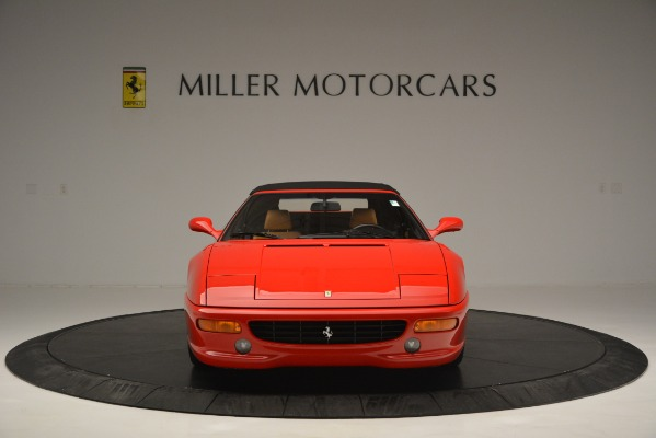 Used 1997 Ferrari 355 Spider 6-Speed Manual for sale Sold at Alfa Romeo of Greenwich in Greenwich CT 06830 24