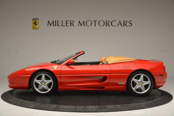 Used 1997 Ferrari 355 Spider 6-Speed Manual for sale Sold at Alfa Romeo of Greenwich in Greenwich CT 06830 3