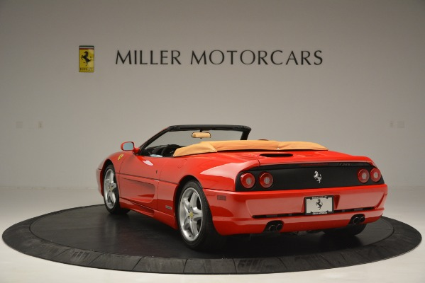 Used 1997 Ferrari 355 Spider 6-Speed Manual for sale Sold at Alfa Romeo of Greenwich in Greenwich CT 06830 5
