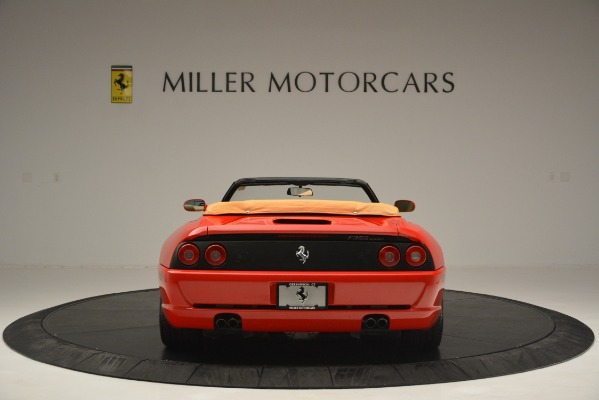 Used 1997 Ferrari 355 Spider 6-Speed Manual for sale Sold at Alfa Romeo of Greenwich in Greenwich CT 06830 6