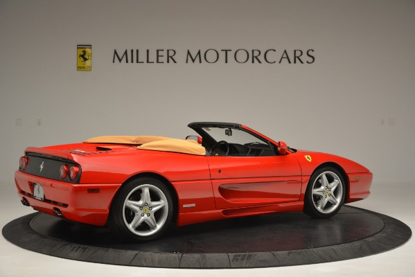 Used 1997 Ferrari 355 Spider 6-Speed Manual for sale Sold at Alfa Romeo of Greenwich in Greenwich CT 06830 8