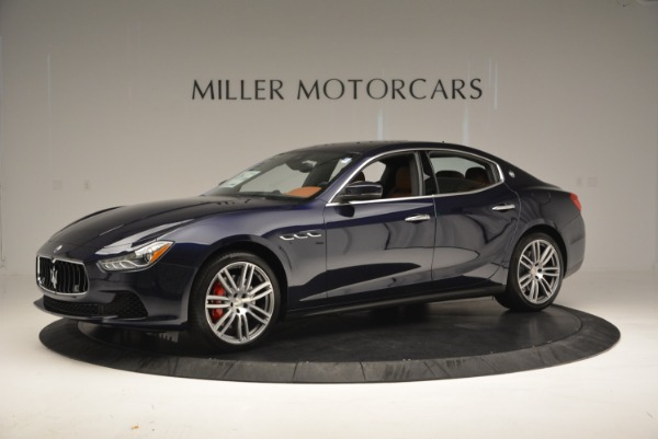 New 2019 Maserati Ghibli S Q4 for sale Sold at Alfa Romeo of Greenwich in Greenwich CT 06830 2