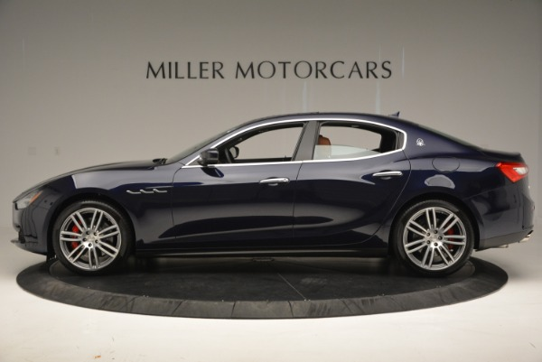 New 2019 Maserati Ghibli S Q4 for sale Sold at Alfa Romeo of Greenwich in Greenwich CT 06830 3