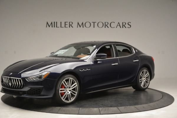 Used 2019 Maserati Ghibli S Q4 for sale Sold at Alfa Romeo of Greenwich in Greenwich CT 06830 2