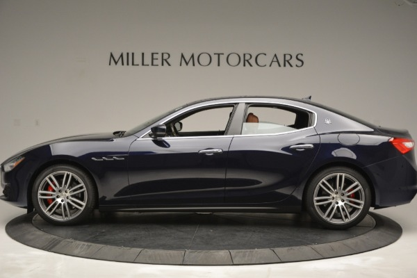 Used 2019 Maserati Ghibli S Q4 for sale Sold at Alfa Romeo of Greenwich in Greenwich CT 06830 3