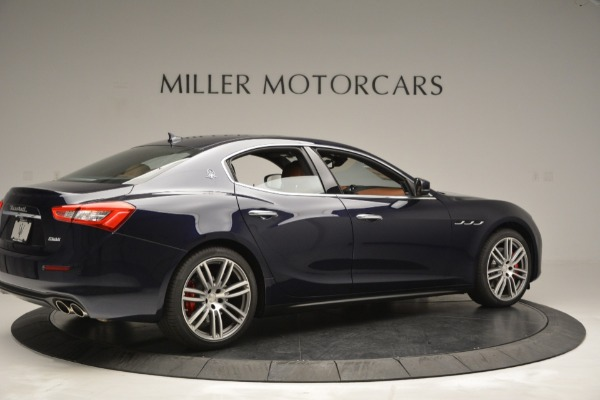 Used 2019 Maserati Ghibli S Q4 for sale Sold at Alfa Romeo of Greenwich in Greenwich CT 06830 8