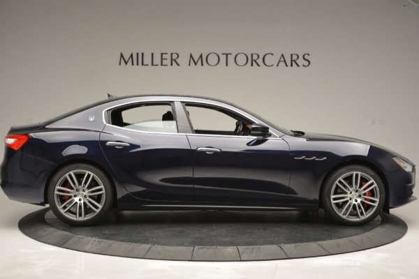 Used 2019 Maserati Ghibli S Q4 for sale Sold at Alfa Romeo of Greenwich in Greenwich CT 06830 9