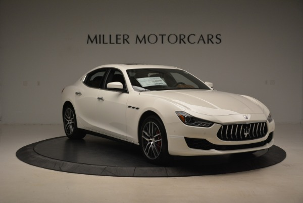 Used 2019 Maserati Ghibli S Q4 for sale Sold at Alfa Romeo of Greenwich in Greenwich CT 06830 10