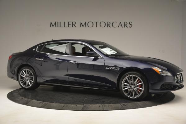 New 2019 Maserati Quattroporte S Q4 for sale Sold at Alfa Romeo of Greenwich in Greenwich CT 06830 10