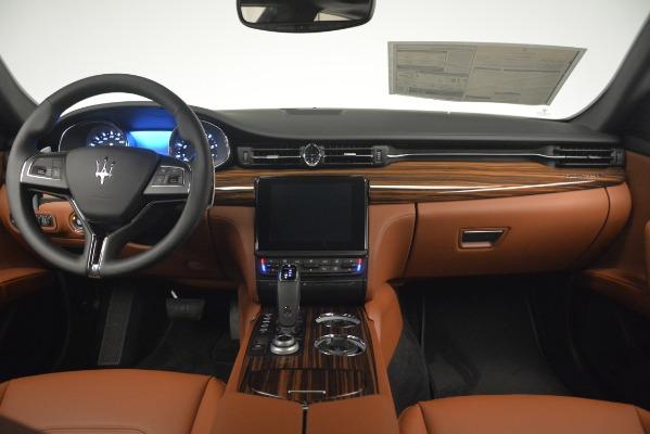 New 2019 Maserati Quattroporte S Q4 for sale Sold at Alfa Romeo of Greenwich in Greenwich CT 06830 16