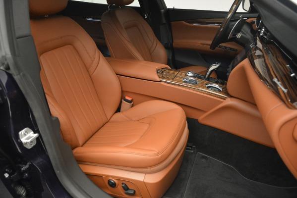 New 2019 Maserati Quattroporte S Q4 for sale Sold at Alfa Romeo of Greenwich in Greenwich CT 06830 25