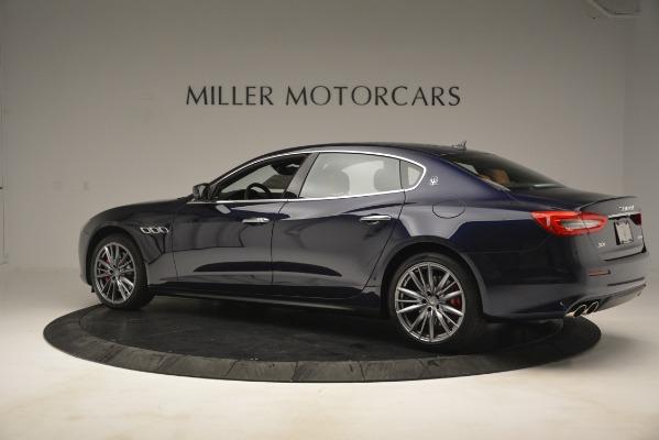 New 2019 Maserati Quattroporte S Q4 for sale Sold at Alfa Romeo of Greenwich in Greenwich CT 06830 4